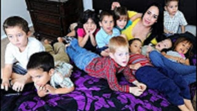 Nadya Suleman, single welfare mom of 14 with IVF octuplets quit making porn videos and despite her melodramatic she explain it, you'll cheer for her