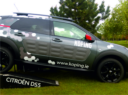 Vehicle Graphics & Magnetic Signs | Car & Van Signs Ireland