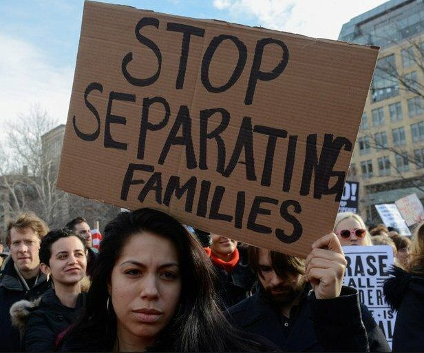 """While mass deportation of people based on race or ethnicity may appear to be more """"humane"""" the objective is the same: it's about destroying the community in whole or in part."""