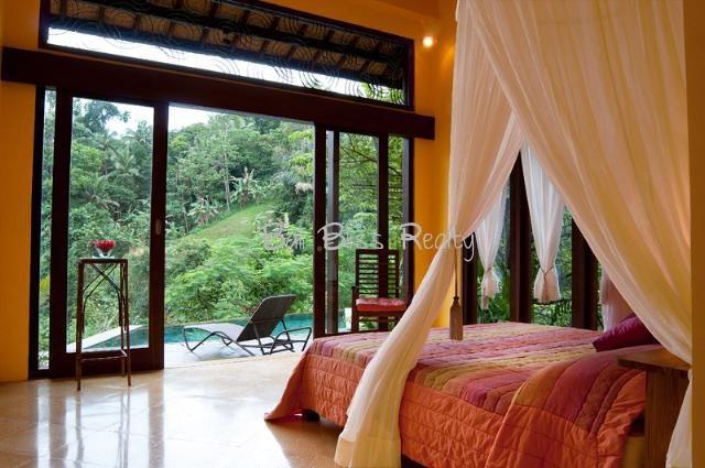 The Yellow Bedroom #Ubud #Bali