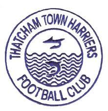 THATCHAM TOWN HARRIERS FC    -   THATCHAM