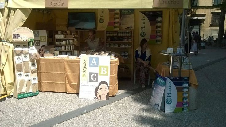 Ripalta al Lucca Vegan Friends 2015 in P.zza Napoleone - Lucca -