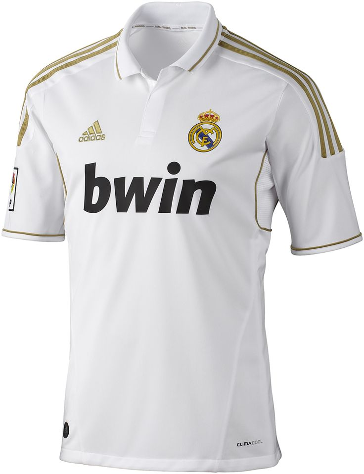 The Beautiful Gear » Adidas Real Madrid 2011/12 Home Kit