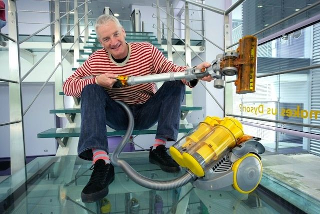 Why the World Needs to Stop Treating James Dyson Like a Hero | VICE