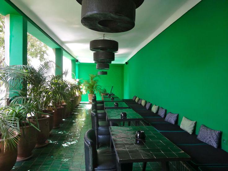 Le Jardin Restaurant Marrakech | Marrakech Riad