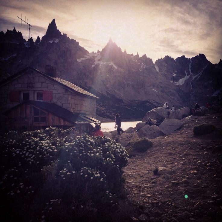 Refugio Frey - Bariloche
