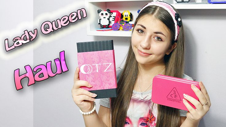 """Haul Lady Queen! Palette 54 colori+Makeup semplice e veloce  ♥Guarda il video qui: https://www.youtube.com/watch?v=rfsamsOjWWA  Ecco Il 15% di sconto codice coupon """"NSST15"""". Lady Queen : http://www.ladyqueen.com   Pennelli: (http://www.ladyqueen.com/7pcs-cosmetic-brushes-cosmetic-iron-box-makeup-brush-set-pink-black-toiletries-makeup-tools-mk0119.html  ) Palette 54 colori : ( http://www.ladyqueen.com/54-colors-eye-shadow-palette-warm-color-mineral-make-up-sweet-color-cosmetics-v1111a.html )"""
