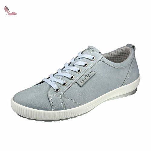 LEGeRO Tanaro 0-00823-16 femmes Chaussures à lacets, bleu 40 EU - Chaussures legero (*Partner-Link)