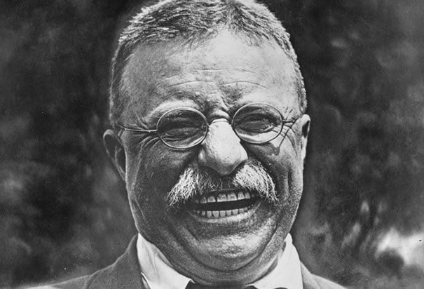 Theodore Roosevelt was a man of many firsts. The 26th U.S. President lived in an era of great change, so it makes sense that he was the first president to embrace