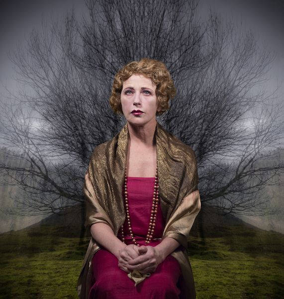 Sherman_Untitled578 *  Cindy Sherman Untitled #578, 2016 dye sublimation metal print 50 1/2 x 48 inches; 128.3 x 121.9 cm Courtesy of the artist and Metro Pictures, New York