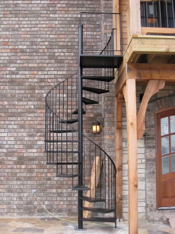 Best 8 Best Second Story Deck Stairs Images On Pinterest Deck 400 x 300