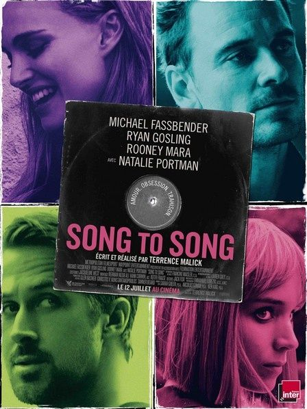 Michael Fassbender face à Ryan Gosling dans un nouvel extrait de SONG TO SONG