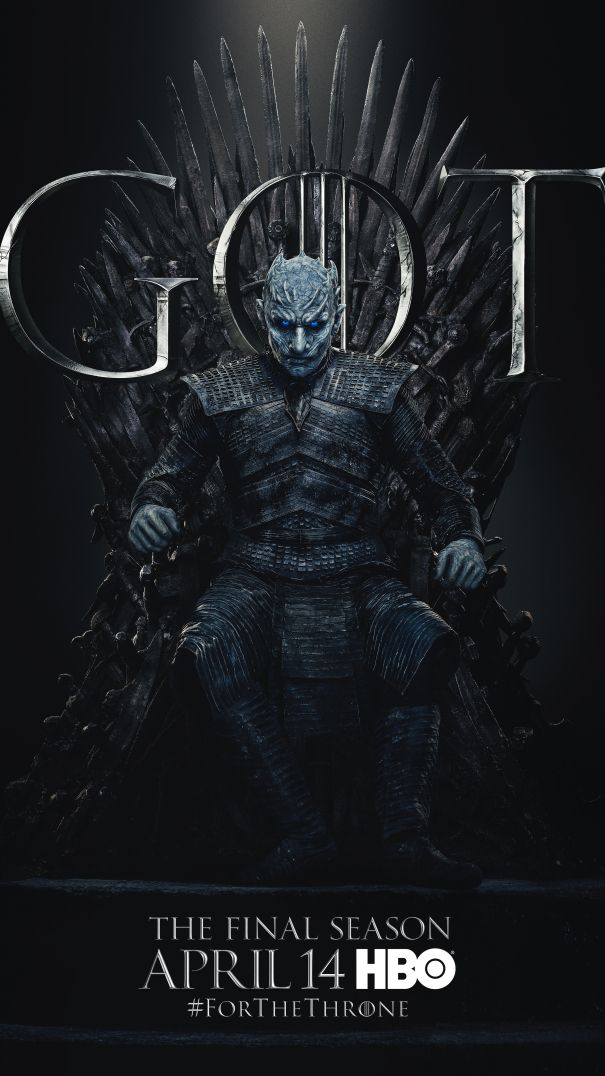 Game Of Thrones Season 8 Character Posters Game Of Thrones