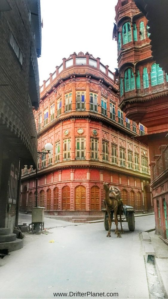 Rampuria Haveli in Bikaner, Rajasthan - how to experience the Maharaja life in Bikaner, Rajasthan, India