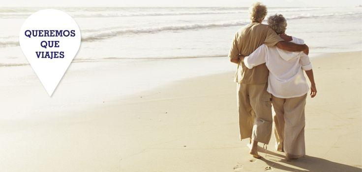 El próximo 21 de septiembre empieza la comercialización del Programa de #Turismo Social para Mayores del #Imserso 2013/14.  Viajes de 5, 6, 8, 10 y 15 días para que nuestros mayores disfruten de unas merecidas vacaciones.  Cerca de 900.000 plazas en zonas turísticas del litoral peninsular, Baleares y Canarias, así como circuitos culturales y turismo de naturaleza en zonas del interior.  ¡Queremos que #viajes! Más información y reservas ✈✈✈ http://j.mp/18skGBh