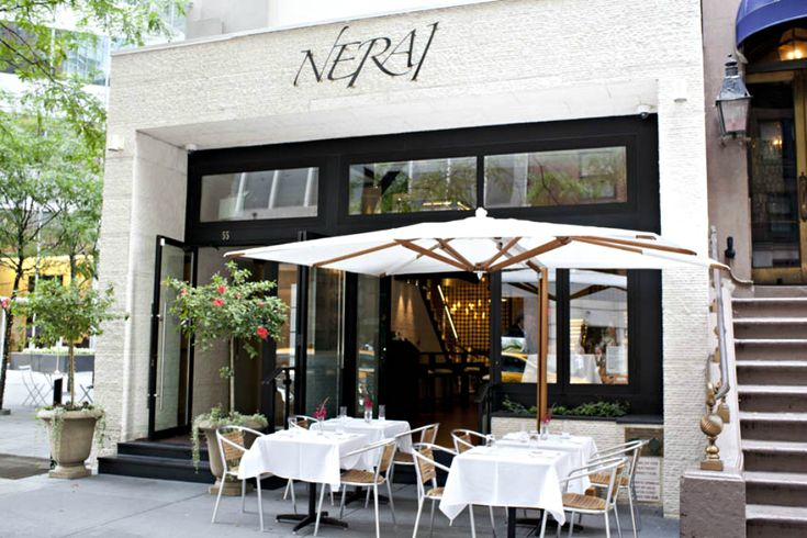 Nerai Restaurant NYC