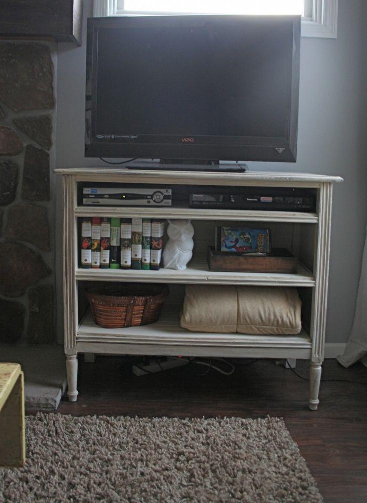 add shelves to broken chest of drawers. Black Bedroom Furniture Sets. Home Design Ideas