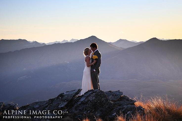 Queenstown Wedding - Photography by Alpine Image Co. Ltd