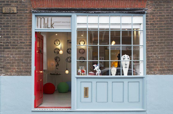 Milk Concept Boutique   Shoreditch, London