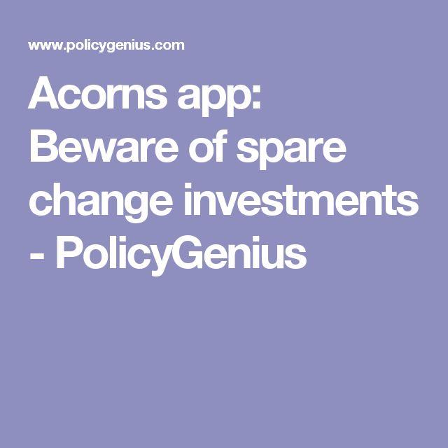 Acorns app: Beware of spare change investments - PolicyGenius