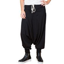 Eastern pants - black