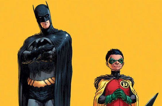 Batman Becomes a Family Business in 'Son of Batman' Animated Movie