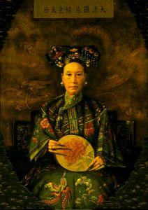 Calligraphie chinoise, arts plastique et photos de Tubermamie: REHABILITER TSEU HI, L'IMPÉRATRICE DOUAIRIÈRE CIXI -