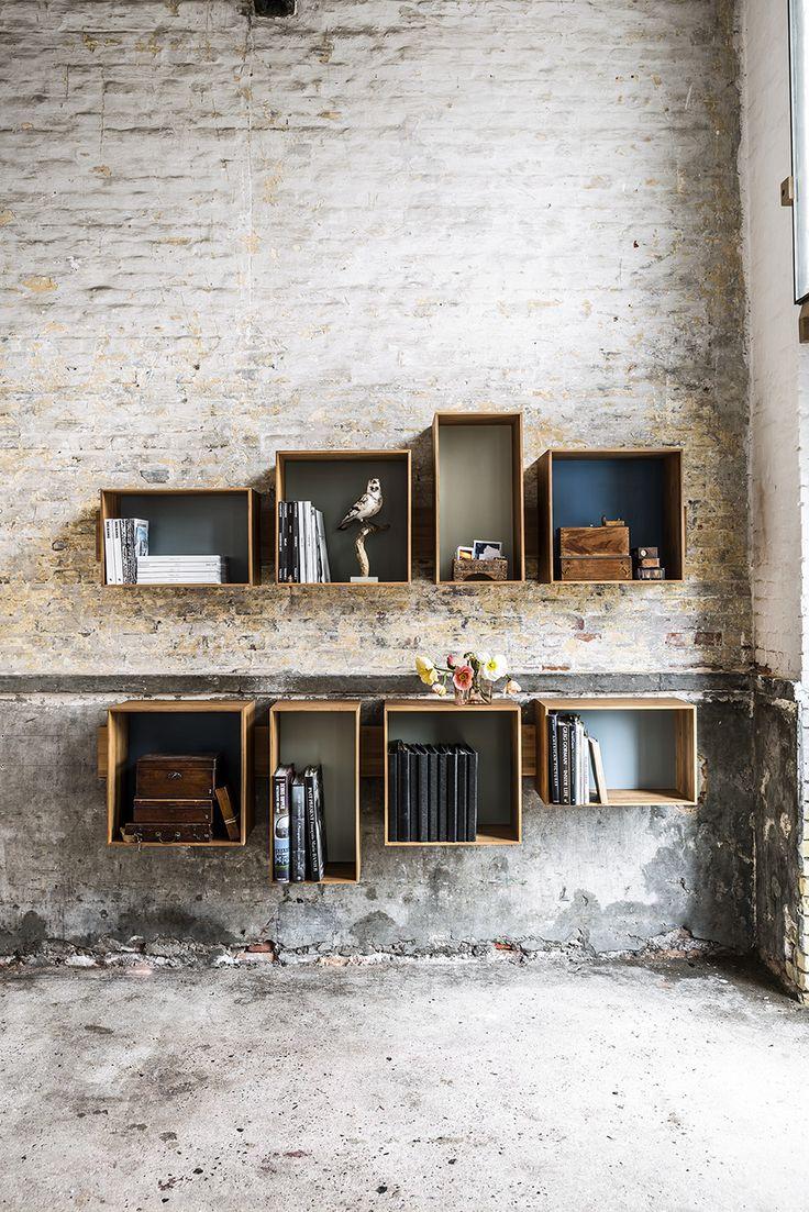 SJ Bookcase & SJ Bookcase Midi
