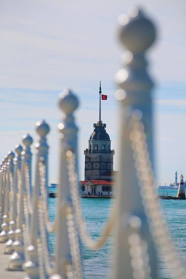 İstanbul, Kız kulesi