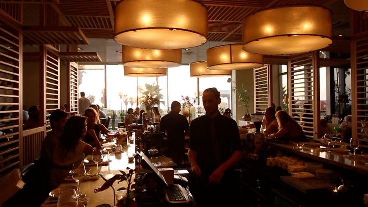Herbert Samuel. TLV est une des villes au monde ou l'on mange le mieux, Herbert Samuel pourrait être une des meilleures tables de la ville, donc.....merci Momo