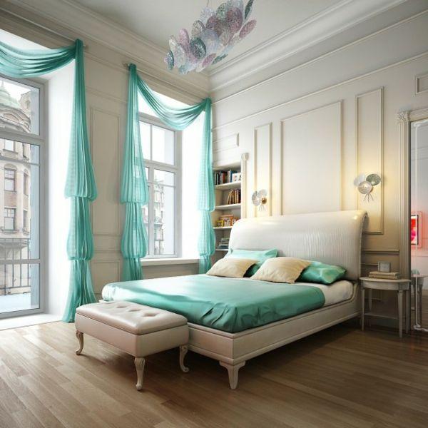 Schlafzimmer Ideen - Laden Sie die Romantik in Ihren Schlafraum ein!