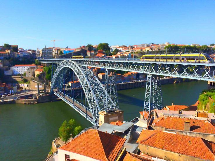 Porto, Portugal http://darencox.com/blog/porto