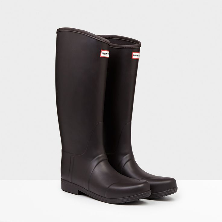 Model Shop Women39s Tall Wellington Boots At Hunter Official UK Store