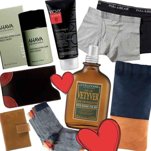Néhány tipp a Valentin napi ajándékozáshoz - szépségápolási termékek, stílusos apróságok és hasznos ruhadarabok.