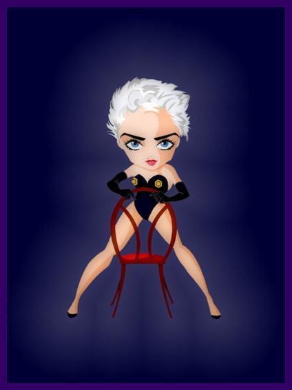 Madonna - Open Your Heart pop art