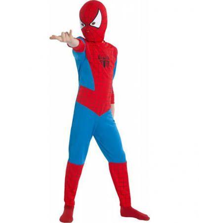 déguisement spiderman 4 / 8 ans