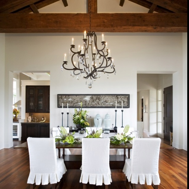 Tiger wood with off white · Dining ChairsDining Room ...