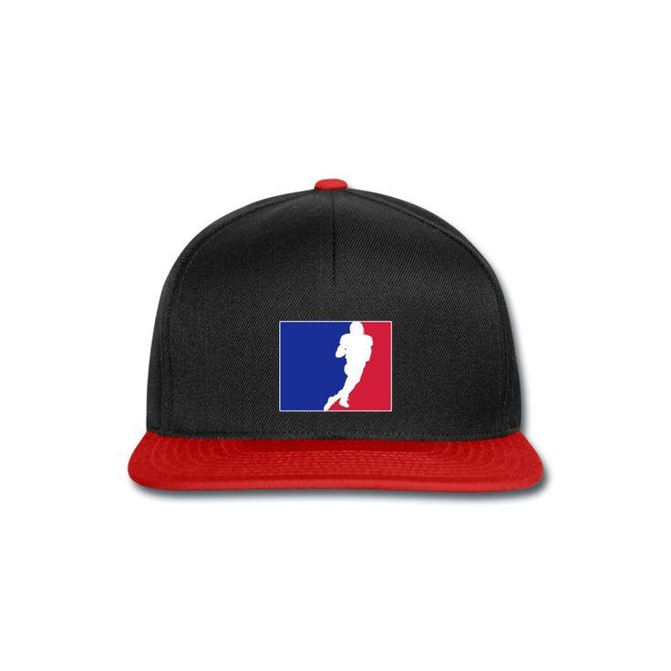 Football Classics 2-tone SnapBack Cap by 40 Burger // Finest Football & Fashion. #americanfootball #football #40burger #40b #nfl #rannfl #snapback #cap #2-tone #streetwear