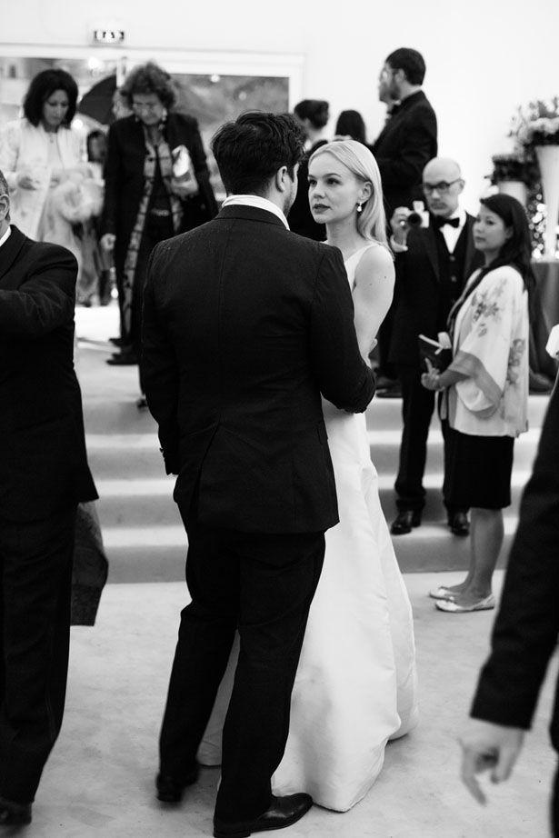 Carey Mulligan and Marcus Mumford at Cannes