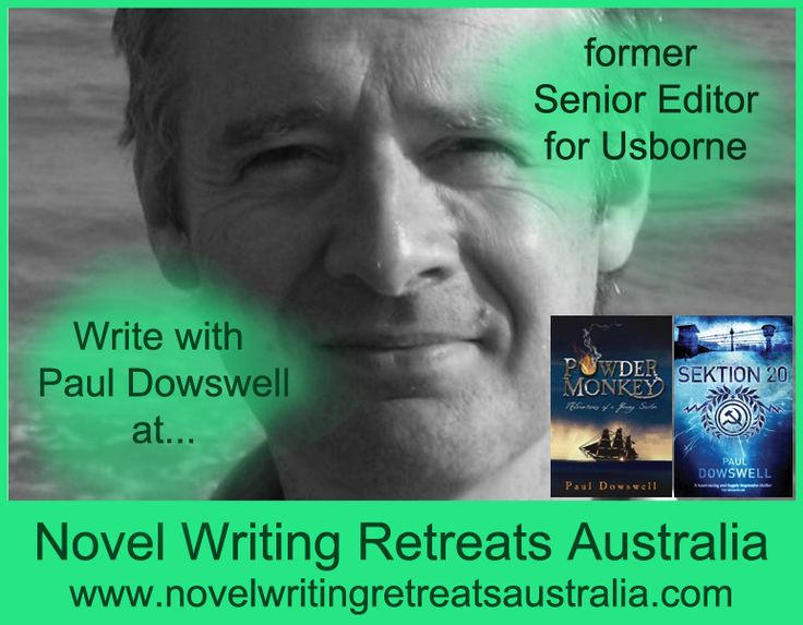 Paul Dowswell is the author of his Powder Monkey series for children, set aboard 19th century British ships, and of teen novels set throughout 20th century Europe. Paul is a former Senior Editor for Usborne Publishing. Paul's novels have won or been shortlisted for many major book awards.  For more, see www.novelwritingretreatsaustralia.com.