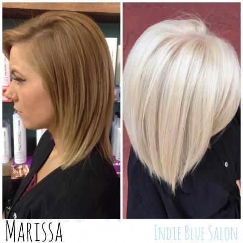 A Beautiful Blonde To A WOW Blonde | Modern Salon #platinumblondehair