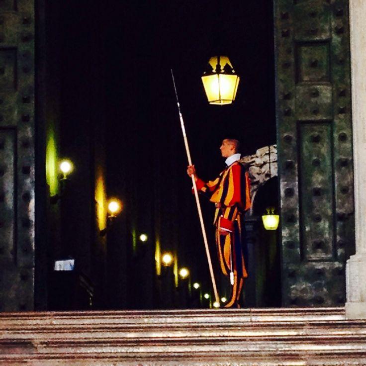 Guardia Svizzera-Vatican City