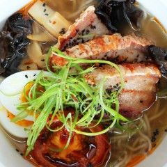 Five of the best Ramen - We have the perfect solution to your cold winter dinner dilemmas.