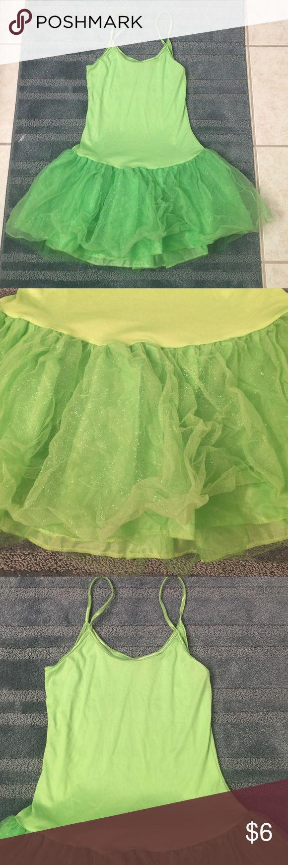 Tinker bell costume Size Large Dresses