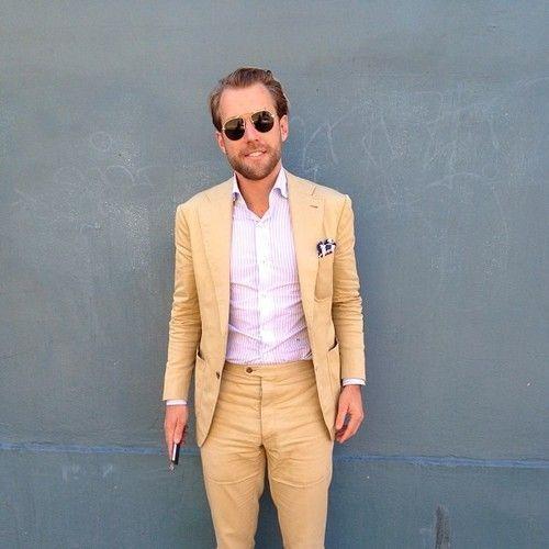 Khaki Wedding Tux: Best 25+ Khaki Suit Groom Ideas On Pinterest