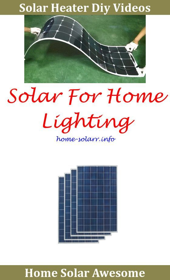 Solar System For Home How To Create Solar Panel At Home Solar Generator Homesteads Solar House Chicken Coops Pa Solar Installation Solar Power Solar Heater Diy