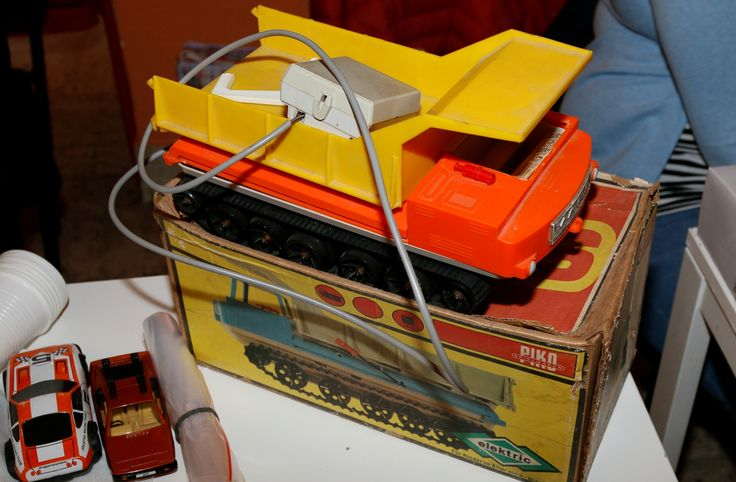 #PIKO #ELECTRIC #OldToys #vintage #DDR