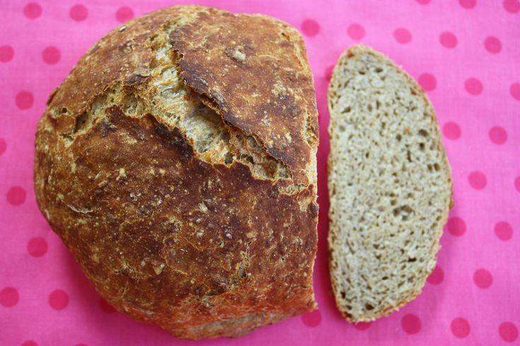 Multigrain No Knead Bread1200_5786