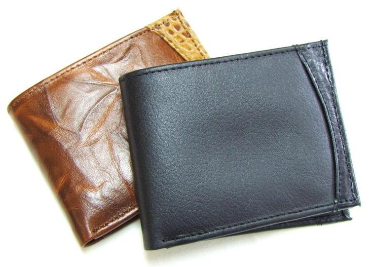 Civil Wallet: ésta es nuestra billetera, fabircada con amplios espacios y un diseño que permite hacer combinaciones para el caballero elegante o pieles exóticas. Se acopla a todo.
