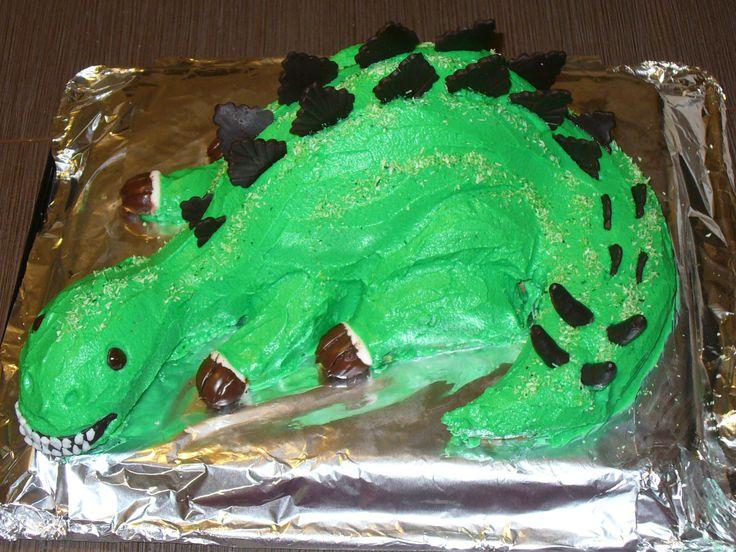 Torta Stegosaurus